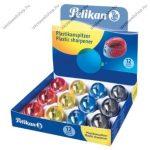 Egylyukú tartályos műanyag hegyező, 1 db - Pelikan