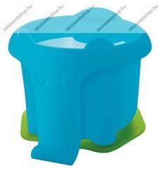 Ecsettál  óriás elefánt formával, kék (9x10 cm)- Herlitz