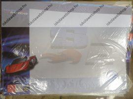 Íróasztalvédő/könyöklő, Super Racecar/Autós, 56x44 cm