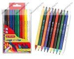 Dupla Magic Marker Filctoll, 9 szín+1 javítófilc - Herlitz