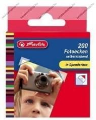 Fotósarok, átlátszó, 200 db - Herlitz