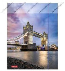 City Tower Bridge gumis mappa, A4 - Herlitz