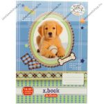 Állatos - Pretty Pets Kutya vonalas füzet, A5/21-32 - Herlitz