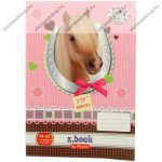 Állatos - Pretty Pets Ló 3. osztályos vonalas füzet, A5/12-32 - Herlitz