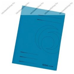 Pólyásdosszié, A4, kék