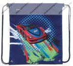 Herlitz sportzsák/tornazsák, Boy, Autó/Kék autó
