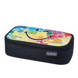 Herlitz BeatBox tolltartó, Smileyworld Rainbow, üres