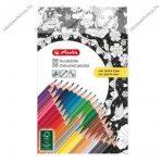 Színesceruza/Felnőtt színesceruza, 34+2 szín Trio