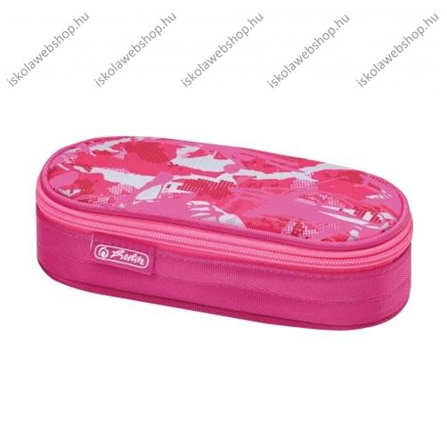 7f8c652f0786 Herlitz Be.bag Airgo tolltartó, Camouflage Girl pink - Iskola Webshop
