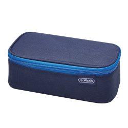 Herlitz BeatBox tolltartó, Blue, üres