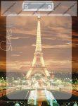 Párizs felírótábla, A4