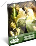 Star Wars Classic kockás füzet A5