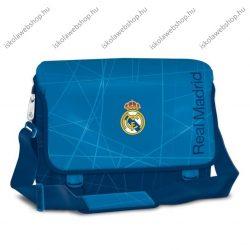 Ars Una Real Madrid nagy fekvő oldaltáska, fedeles kék