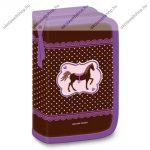 Ars Una kihajtható/klapnis tolltartó, My Horse/Lovas, üres