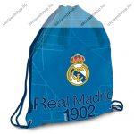 Ars Una sportzsák/tornazsák, Real Madrid- sötétkék
