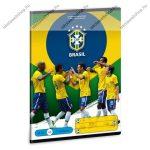 Brasil feős vonalas füzet, A5/21-32 - Ars Una