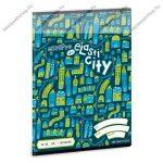 Elasti city 2. osztályos vonalas füzet, A5/16-32 - Ars Una