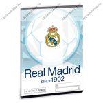 Real Madrid 1. osztályos vonalas füzet, A5/14-32 - Ars Una