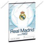 Real Madrid 3. osztályos vonalas füzet, A5 - Ars Una