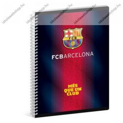 A5 Négyzethálós/Kockás spirálfüzet - Barcelona, Ars Una
