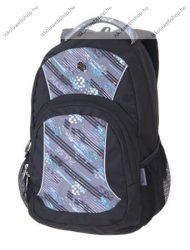 PULSE Fever szürke-kék hátizsák (121226)