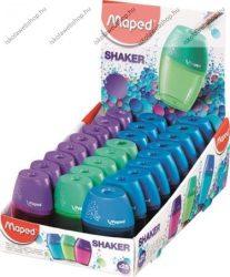 """MAPED """"Shaker"""" egylyukú tartályos hegyező/faragó/faragó"""