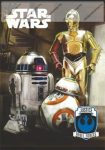 Star Wars 3. osztályos vonalas füzet, A5/12-32