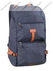 PULSE Travel kék-narancssárga hátizsák (121175)