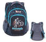 Pulse Teens Freestyle/kék-szürke hátizsák (121273)