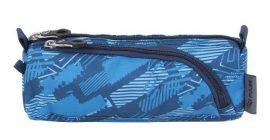 PULSE bedobós tolltartó, Teens Blue Path kék (121185)