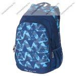 PULSE hátizsák, kék-világos kék (121253)