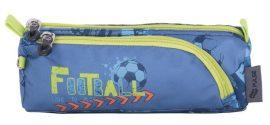 PULSE  bedobós tolltartó, Blue Football/Focis kék (121298)