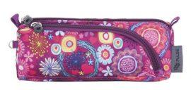 PULSE bedobós tolltartó, Purple Flower (121307)