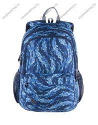 """PULSE """"Spin Blue Snake"""", kék-világos kék hátizsák (121389)"""