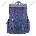 """PULSE """"Dobby Pink Heart"""", kék-rózsaszín hátizsák (121438)"""