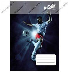 VICTORIA Sport kockás füzet, A4/87-32 (vegyes minta)
