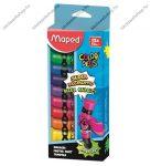 Tempera készlet, 12 szín (12x12 ml) - MAPED