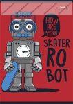 Robot Red 1. osztályos füzet, A5/14-32