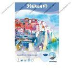 Rajzblokk A4 Akvarell - Kék, 150g/m2 (20 ív)- Herlitz