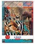 Adventure kockás füzet, Afrika, A4/87-32 - Herlitz