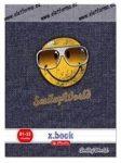 Herlitz sima füzet, Smiley World (A5/20-32)