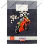 Motorbike 2. osztályos vonalas füzet, A5/16-32 - Herlitz