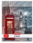 City London - telefon vonalas füzet, A4/87-32 - Herlitz