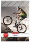 Sport - Bicikli kockás füzet, A4/87-32 - Herlitz