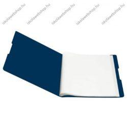 Bemutatómappa, A4/20 lap, kék- Herlitz