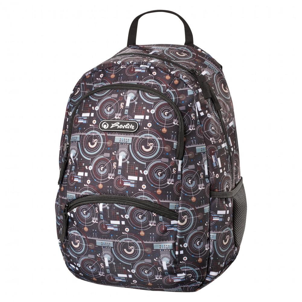 Herlitz iskolai hátizsák f69df86321