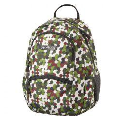 Herlitz iskolai hátizsák, Terepmintás