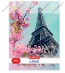 SPA A4 vonalas füzet, Eiffel torony, A4/87-32 - Herlitz