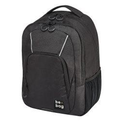 Herlitz Be.bag iskolai hátizsák, Be.simple -  Digital black
