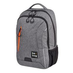 Herlitz Be.bag iskolai hátizsák, Be.urban - Grey melange